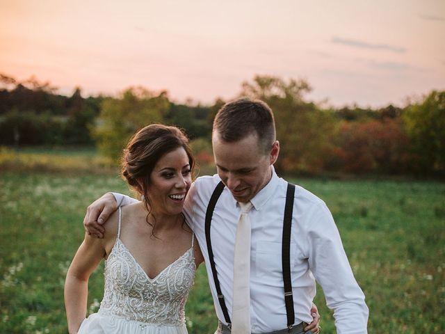Derek and Cydnie's wedding in Cavan, Ontario 203