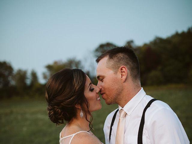 Derek and Cydnie's wedding in Cavan, Ontario 206