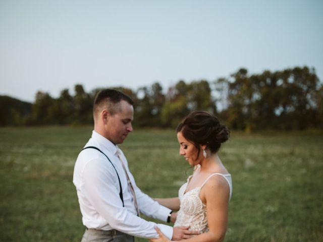 Derek and Cydnie's wedding in Cavan, Ontario 208