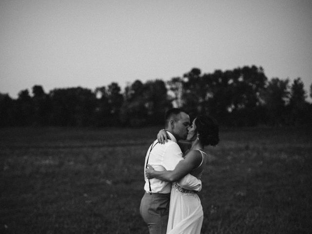 Derek and Cydnie's wedding in Cavan, Ontario 209