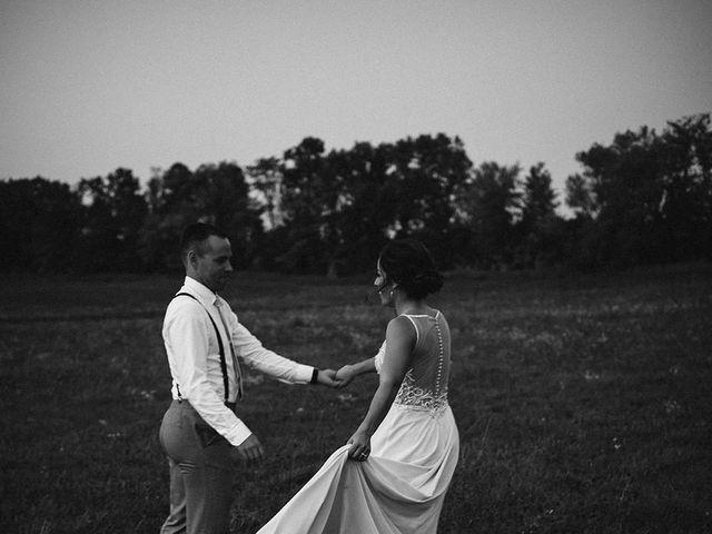 Derek and Cydnie's wedding in Cavan, Ontario 210