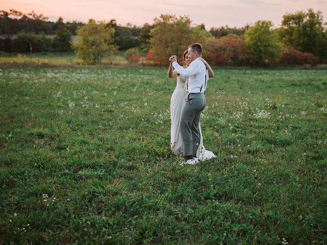 Derek and Cydnie's wedding in Cavan, Ontario 211