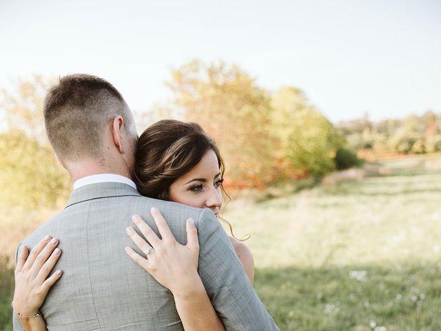 Derek and Cydnie's wedding in Cavan, Ontario 213