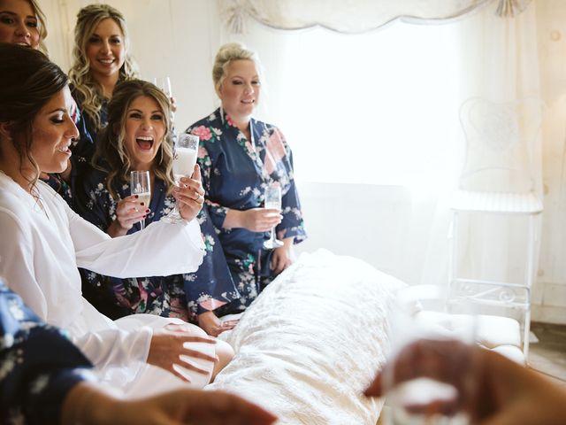 Derek and Cydnie's wedding in Cavan, Ontario 19