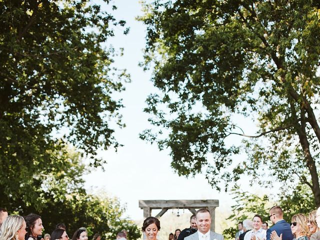 Derek and Cydnie's wedding in Cavan, Ontario 60