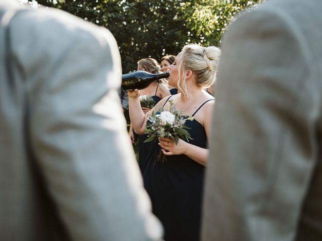 Derek and Cydnie's wedding in Cavan, Ontario 67