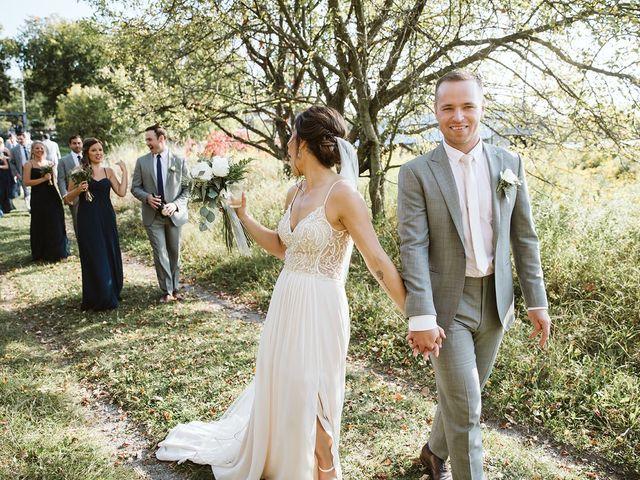 Derek and Cydnie's wedding in Cavan, Ontario 69