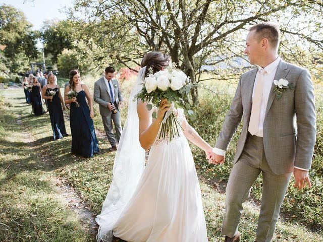 Derek and Cydnie's wedding in Cavan, Ontario 74