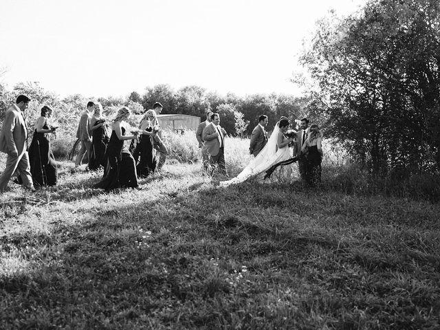 Derek and Cydnie's wedding in Cavan, Ontario 77