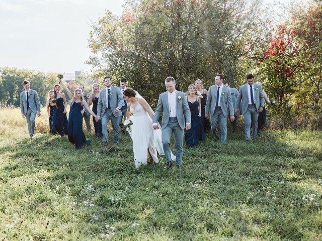 Derek and Cydnie's wedding in Cavan, Ontario 79
