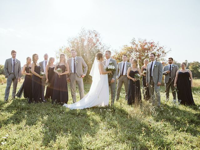 Derek and Cydnie's wedding in Cavan, Ontario 81