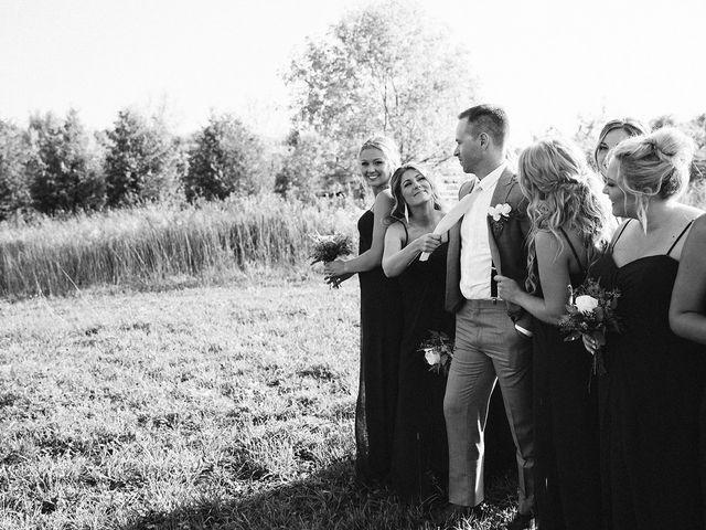 Derek and Cydnie's wedding in Cavan, Ontario 83