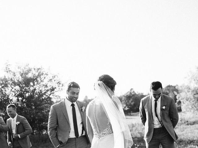 Derek and Cydnie's wedding in Cavan, Ontario 85
