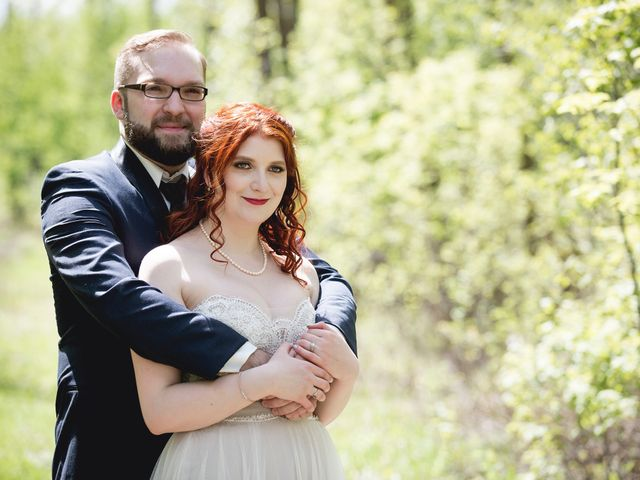 The wedding of Jessica and Brenden