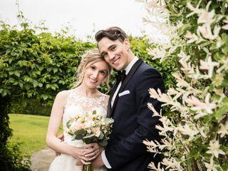 The wedding of Karine and Philippe