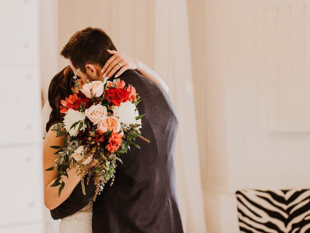 Shaunda and Josh's wedding in La Broquerie, Manitoba 7