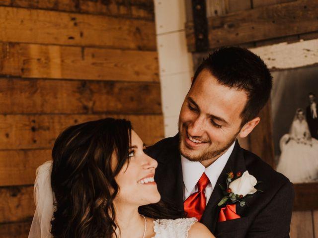 Shaunda and Josh's wedding in La Broquerie, Manitoba 8