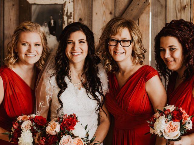 Shaunda and Josh's wedding in La Broquerie, Manitoba 10