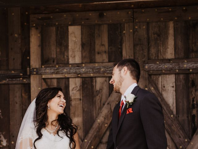 Shaunda and Josh's wedding in La Broquerie, Manitoba 12