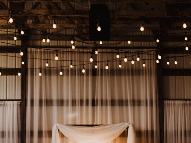 Shaunda and Josh's wedding in La Broquerie, Manitoba 14