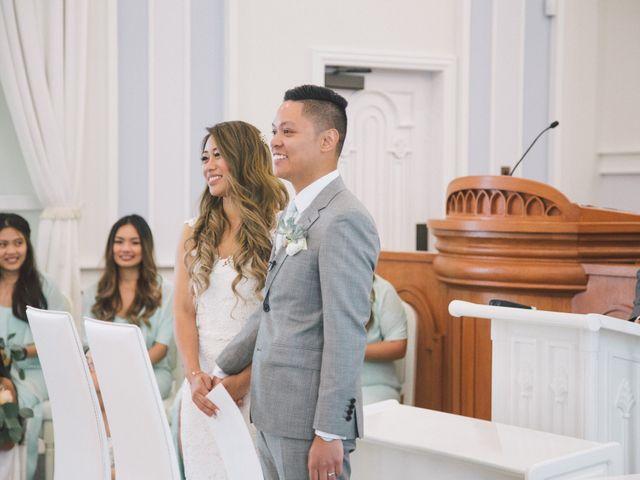 Juleonie Louise and Brent's wedding in Victoria, British Columbia 38