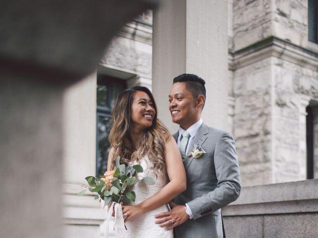 Juleonie Louise and Brent's wedding in Victoria, British Columbia 41