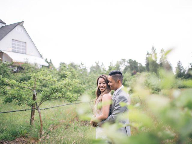 Juleonie Louise and Brent's wedding in Victoria, British Columbia 50