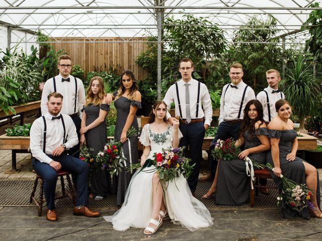 Josh and Taylor's wedding in Abbotsford, British Columbia 9