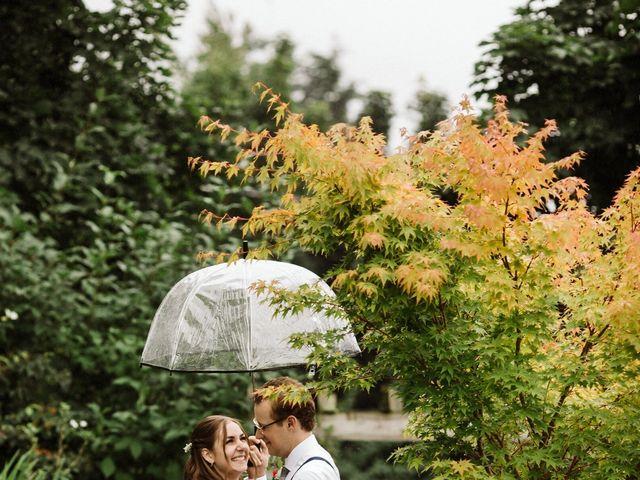Josh and Taylor's wedding in Abbotsford, British Columbia 1