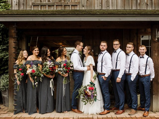 Josh and Taylor's wedding in Abbotsford, British Columbia 10