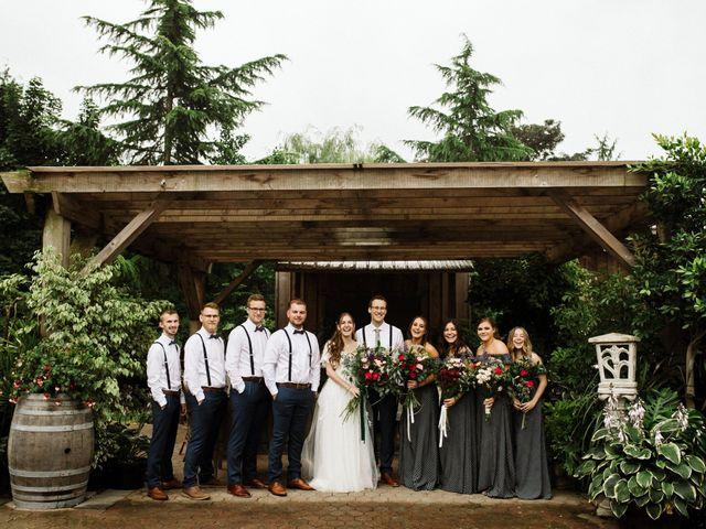 Josh and Taylor's wedding in Abbotsford, British Columbia 11