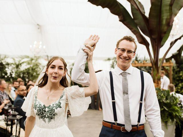 Josh and Taylor's wedding in Abbotsford, British Columbia 16