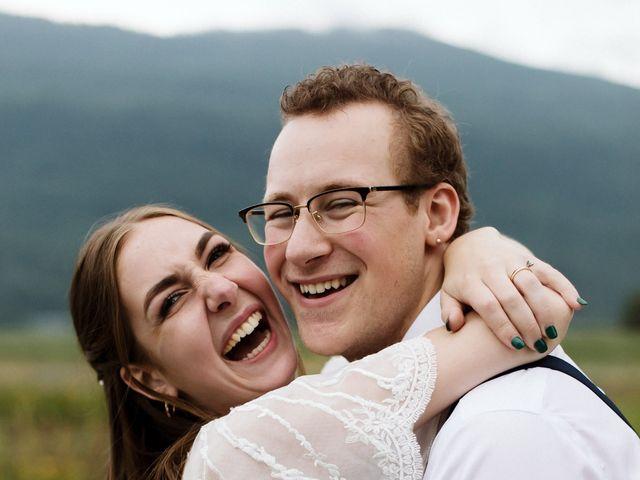 Josh and Taylor's wedding in Abbotsford, British Columbia 2