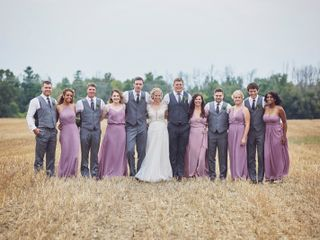 The wedding of Amy and Andrew 1