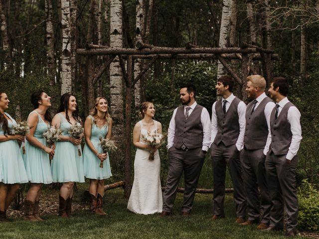 Michelle and Nicco's wedding in Steinbach, Manitoba 2