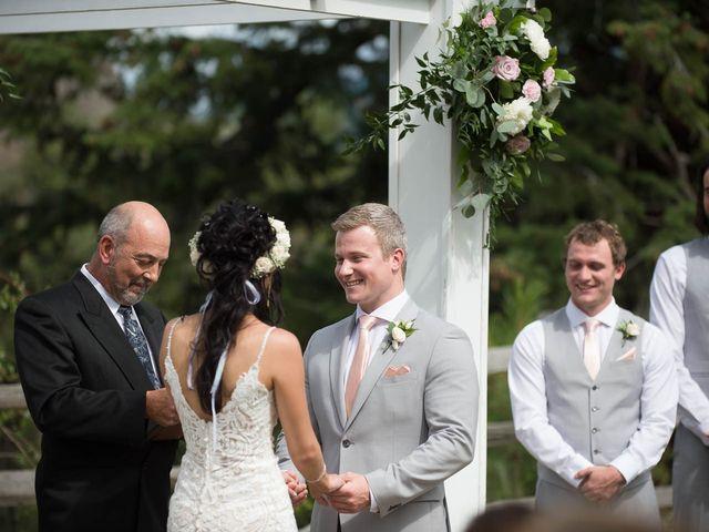 Justin and Megan's wedding in Kelowna, British Columbia 21