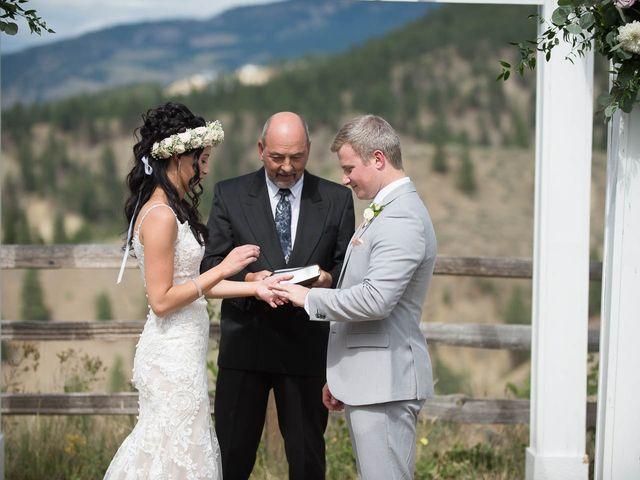 Justin and Megan's wedding in Kelowna, British Columbia 23