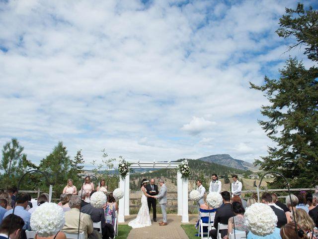 Justin and Megan's wedding in Kelowna, British Columbia 24