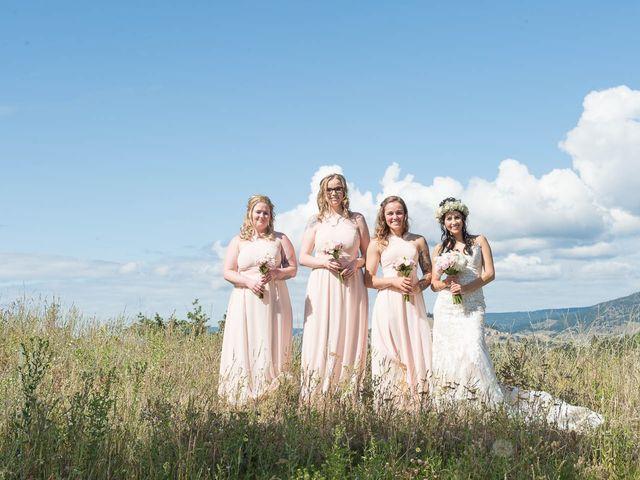 Justin and Megan's wedding in Kelowna, British Columbia 33