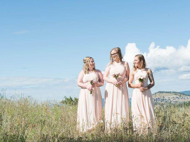 Justin and Megan's wedding in Kelowna, British Columbia 34