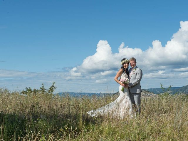 Justin and Megan's wedding in Kelowna, British Columbia 35
