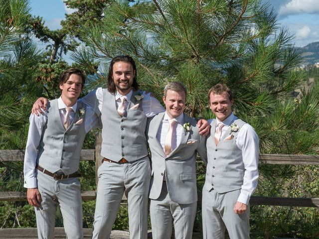 Justin and Megan's wedding in Kelowna, British Columbia 37
