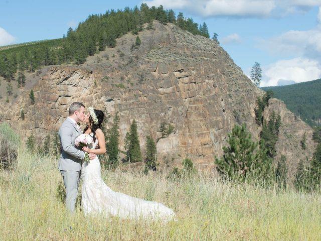Justin and Megan's wedding in Kelowna, British Columbia 39
