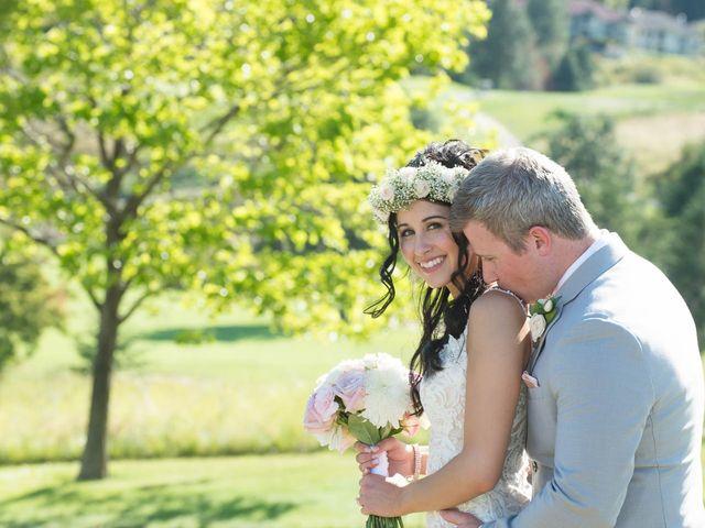 Justin and Megan's wedding in Kelowna, British Columbia 41