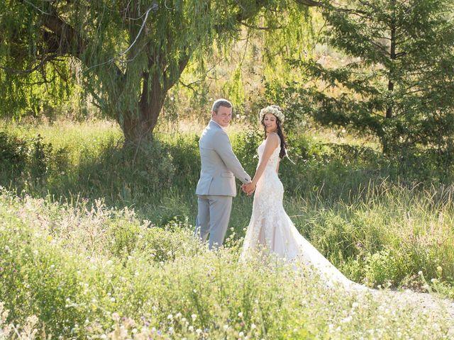 Justin and Megan's wedding in Kelowna, British Columbia 2