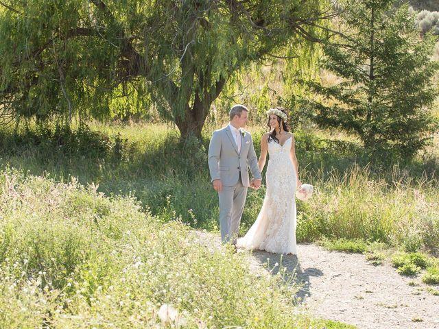 Justin and Megan's wedding in Kelowna, British Columbia 45