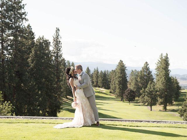 Justin and Megan's wedding in Kelowna, British Columbia 54