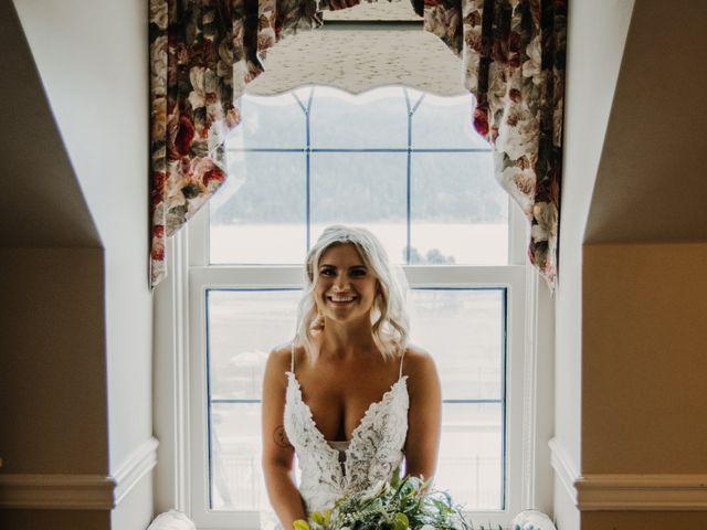 Vanessa and Courtney's wedding in Harrison Mills, British Columbia 10