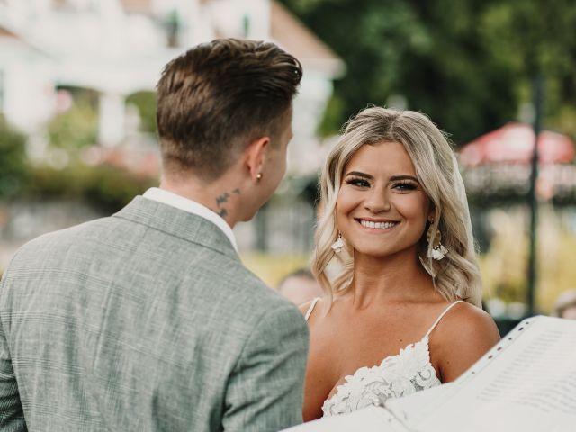 Vanessa and Courtney's wedding in Harrison Mills, British Columbia 13