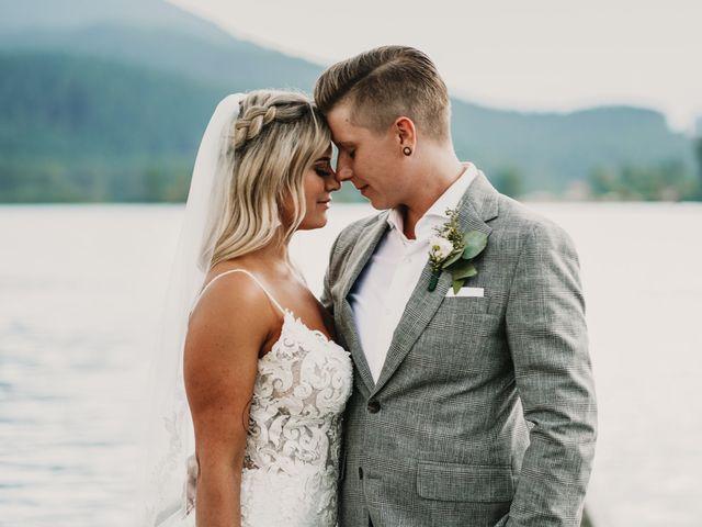 Vanessa and Courtney's wedding in Harrison Mills, British Columbia 20